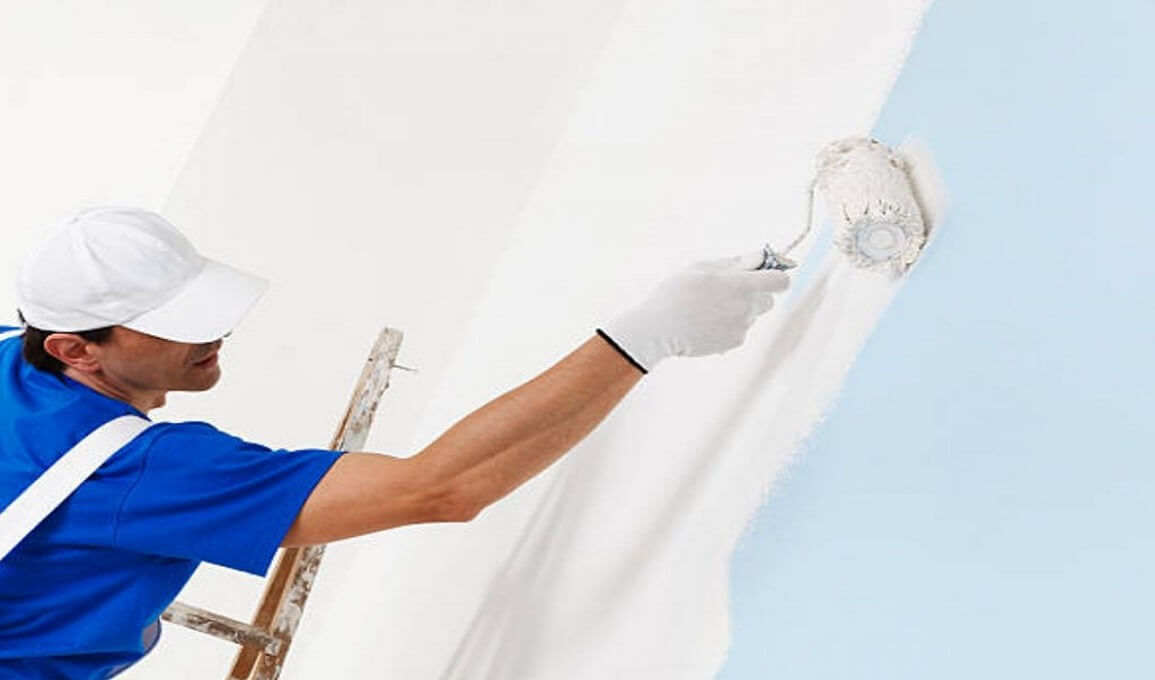 house painting, room painting,  condo painting